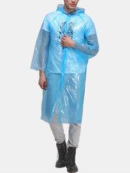 PE Protective Suit PE Disposable Dust-proof