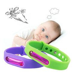 Anti Mosquito Capsule Bracelet