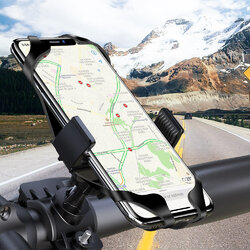 Bike Phone Mount for iPhone 11 PRO Max HuaWei Motorcycle Bicycle Phone Mount Mountain Bike Mount Bike Accessories