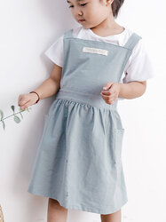 Pure Washed Cotton Parent-child Apron