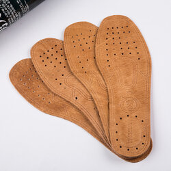 5 Piece Absorbing Sweat Leather Insole