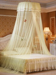 Ceiling Dome Small Fresh Mosquito Net Mosquito Net Princess Round Mosquito Net