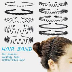 Face Wash Headband Hairpin