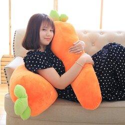 Children Stuffed Toy Vegetable Pillow Cushion Vegetable Plush Doll