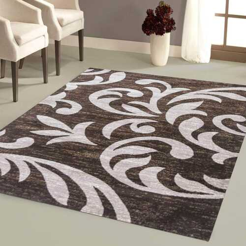 Knoxville Brown Area Rug 5 ft. by 7 ft.