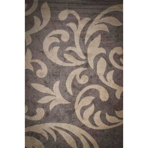 Nader Taupe/Cream Area Rug 5 ft. by 7 ft.