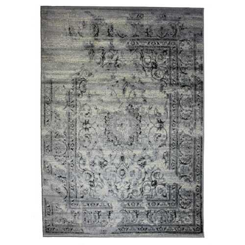 Raynolds Gray Area Rug 5 ft. by 7 ft.