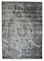 Raynolds Gray Area Rug 8 ft. by 10 ft.