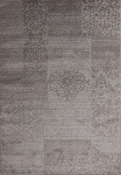 Jena Wave Gray Beige Area Rug 5 ft. by 7 ft.