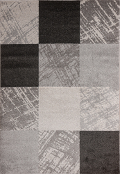 Caramel Drizzle Gray Beige Area Rug 5 ft. by 7 ft.