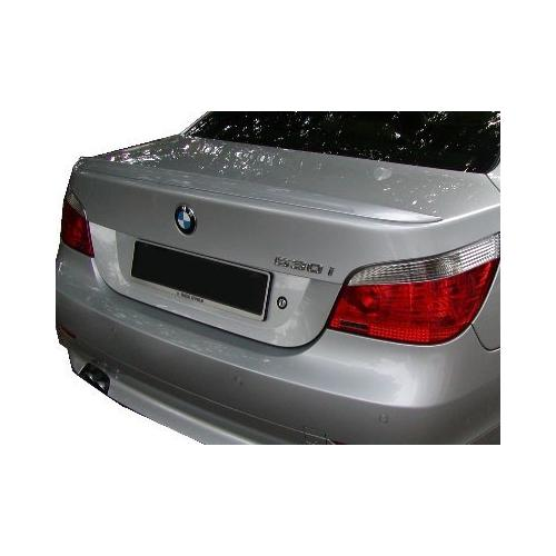 Painted 2004-2010 BMW 5 Series Spoiler Factory Lip Spoiler