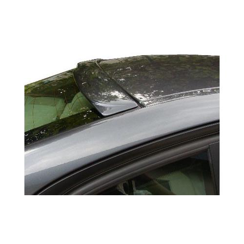 Painted 2004-2010 BMW 5 Series Roof Spoiler Roof Style