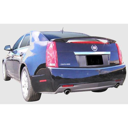 Unpainted 2008-2013 Cadillac CTS Spoiler Factory Style