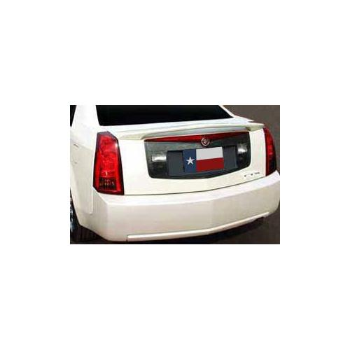 Painted 2003-2007 Cadillac CTS Spoiler Factory Style