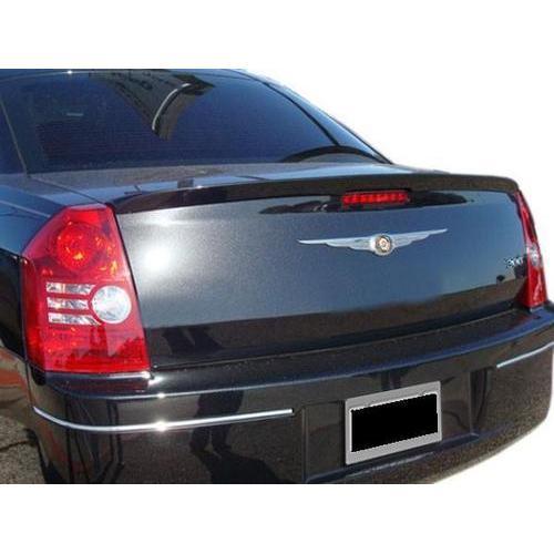 Unpainted 2008-2010 Chrysler 300C Lip Spoiler Factory Spoiler