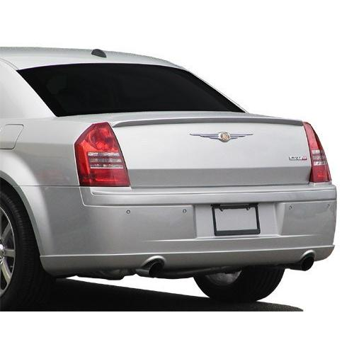 Unpainted 2005-2007 Chrysler 300C Lip Spoiler Factory Style