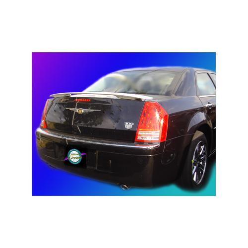 Unpainted 2005-2010 Chrysler 300C Spoiler Custom Style