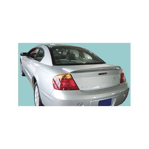 Unpainted 2001-2005 Chrysler Sebring Spoiler Coupe Custom Style