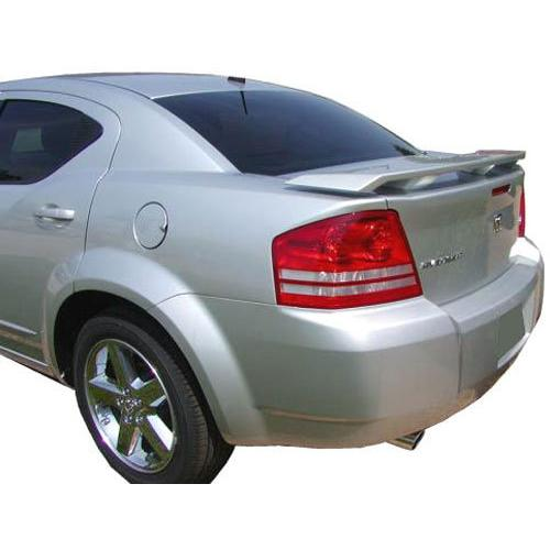 Unpainted 2008-2014 Dodge Avenger Spoiler Factory Style