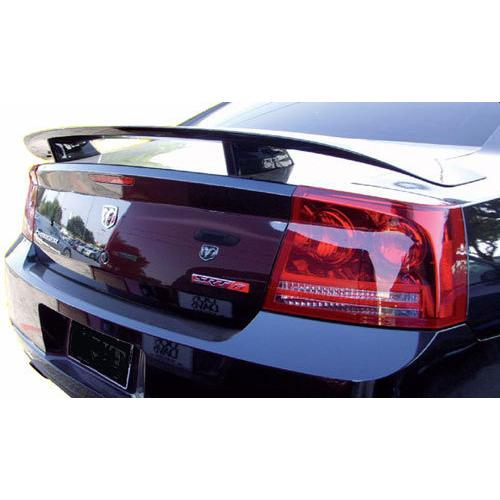 Unpainted 2006-2010 Dodge Charger Spoiler Factory Style