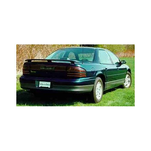 Unpainted 1993-1997 Dodge Intrepid Spoiler Custom Style