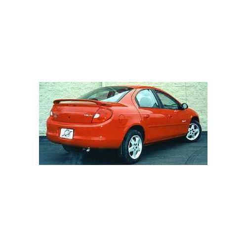 Unpainted 2000-2005 Dodge Neon Spoiler Custom Style