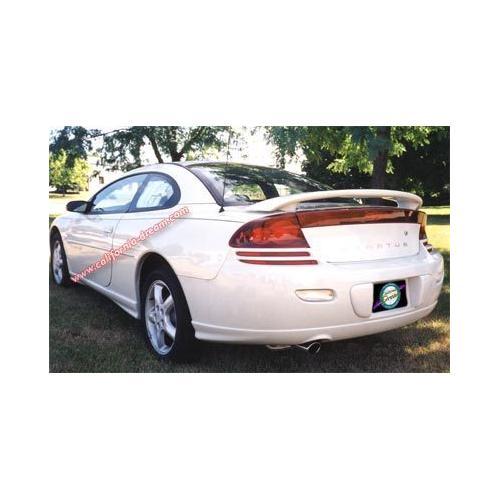 Unpainted 2001-2004 Dodge Stratus RT Spoiler Coupe Custom Style
