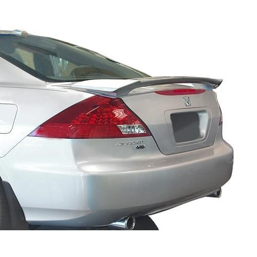 Unpainted 2006-2007 Honda Accord Coupe Spoiler Factory Style
