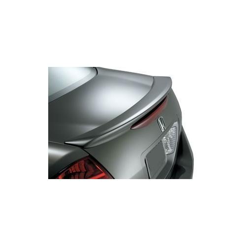 Painted 2006-2007 Honda Accord Sedan Spoiler Factory Lip Style