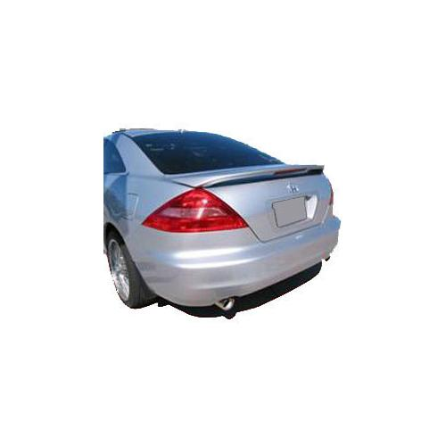 Unpainted 2003-2005 Honda Accord Coupe Spoiler Factory Style
