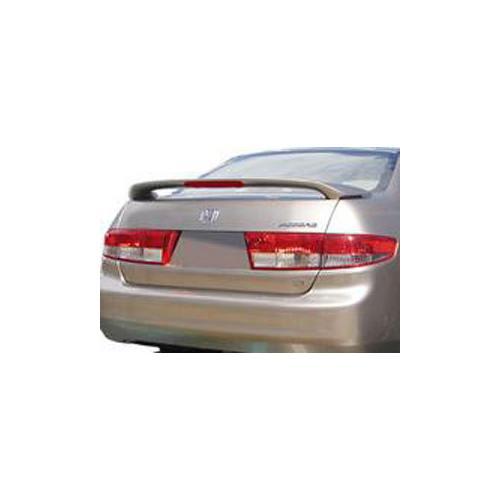 Unpainted 2003-2005 Honda Accord Sedan Spoiler Factory Style