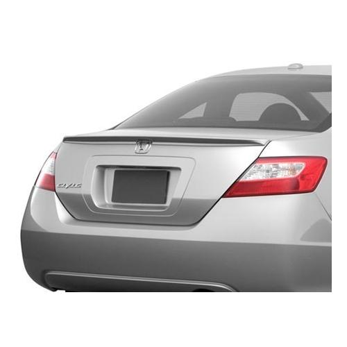Painted 2006-2011 Honda Civic Coupe Spoiler Factory Lip Style