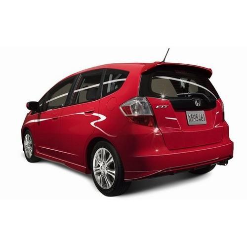 Unpainted 2009-2014 Honda Fit Spoiler Factory Style