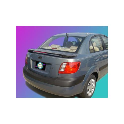 Unpainted 2006-2011 Hyundai Accent Sedan Spoiler Custom Style