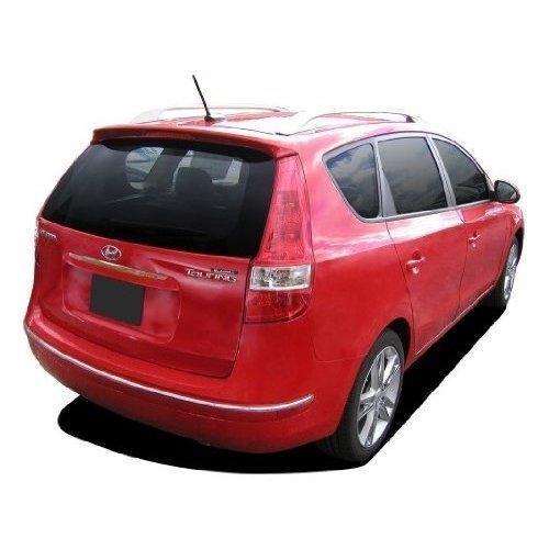 Unpainted 2010-2012 Hyundai Elantra Touring Spoiler Factory Style