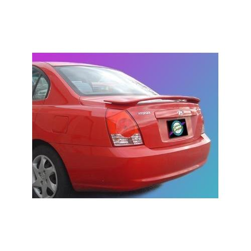 Unpainted 2004-2006 Hyundai Elantra Spoiler Custom Style