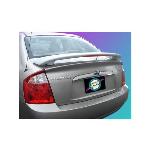 Unpainted 2004-2006 Hyundai Elantra Spoiler Custom Style Wing
