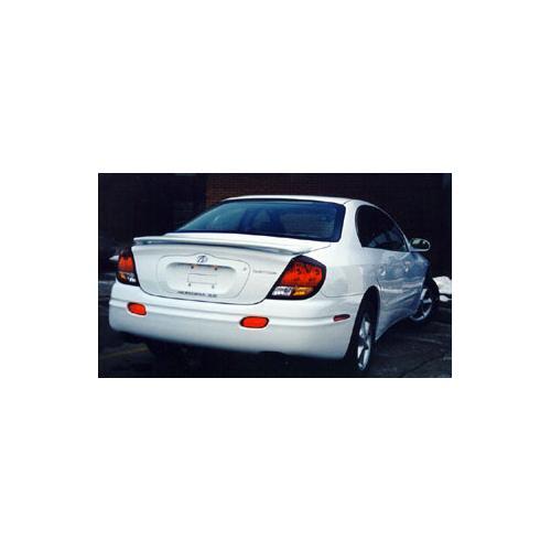 Unpainted 1998-2004 Oldsmobile Alero Spoiler Custom Style