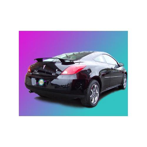 Unpainted 2006-2010 Pontiac G6 Coupe Spoiler Custom Style