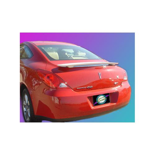Unpainted 2006-2010 Pontiac G6 Coupe Spoiler Custom Style Wing