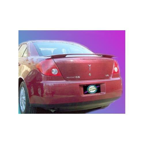 Unpainted 2005-2010 Pontiac G6 Sedan Spoiler Custom Style