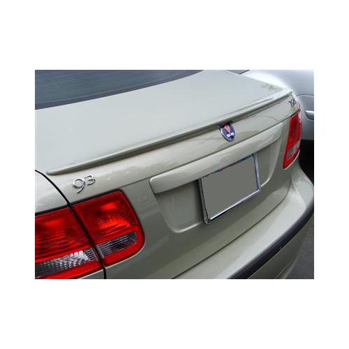 Unpainted 2003-2007 Saab 9.3 Spoiler Factory Style