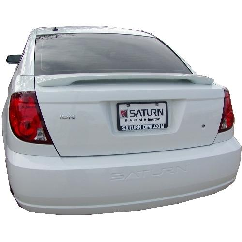 Unpainted 2003-2008 Saturn Ion Coupe Spoiler Factory Style