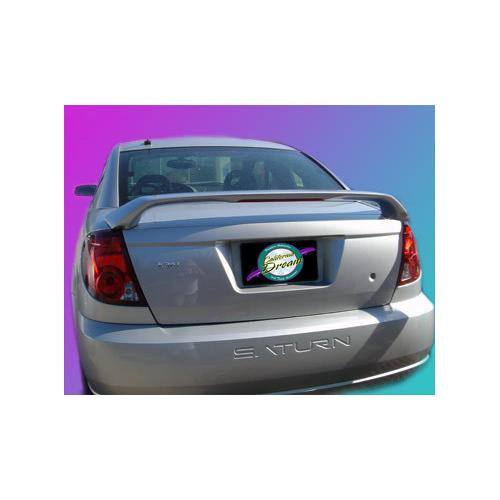 Painted 2003-2008 Saturn Ion Coupe Spoiler Custom Style