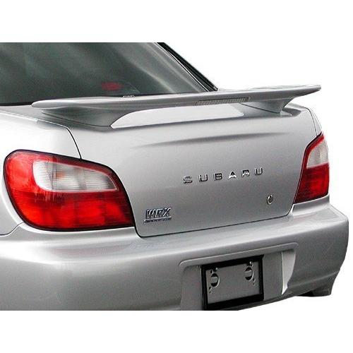 Unpainted 2002-2007 Subaru Impreza Spoiler Factory Style
