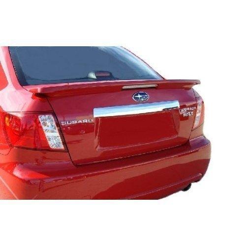 Unpainted 2008-2011 Subaru Impreza STI Spoiler Factory Style