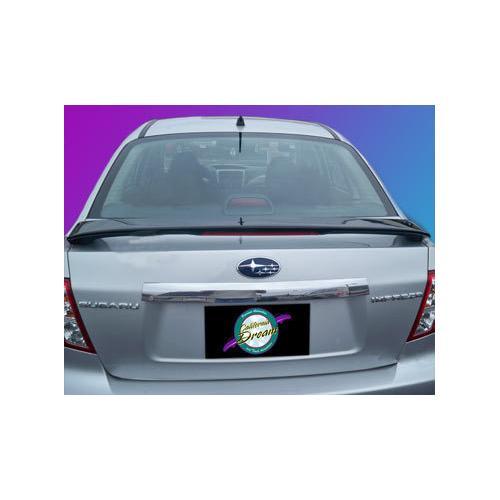 Painted 2008-2010 Subaru Impreza Spoiler Custom Style