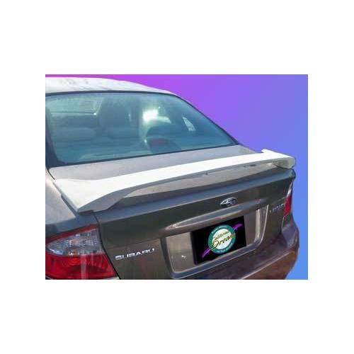 Unpainted 2005-2010 Subaru Legacy Spoiler Custom Style
