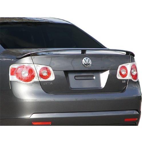 Unpainted 2006-2010 Volkswagen Jetta Spoiler Factory Style