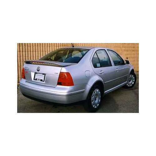 Unpainted 1999-2005 Volkswagen Jetta Spoiler Custom Style